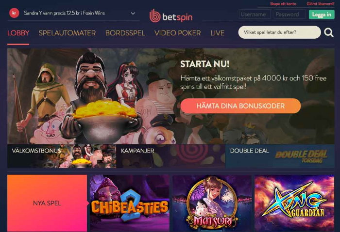 betspin