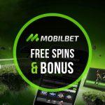 Mobilbet free spins o bonus