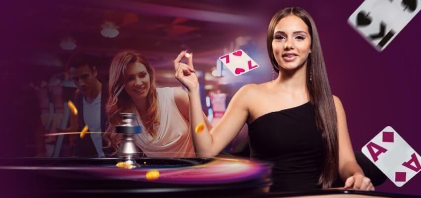 Vad är live casino?