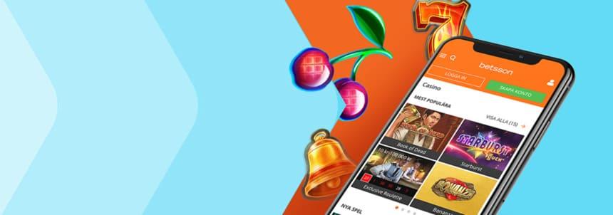 Spela gratis från mobilen